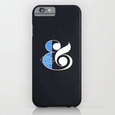 Ampersand Black Slim Case iPhone 6s
