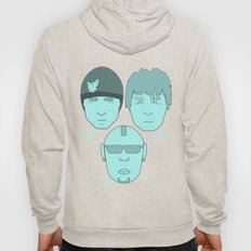 Breaking Bad - Faces - The Crew Hoody