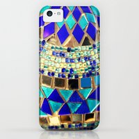 iPhone 5c Cases featuring mosaic and beads [photograph] by Sylvia Cook Photography