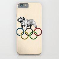 British Bulldog - Olympi… iPhone 6 Slim Case