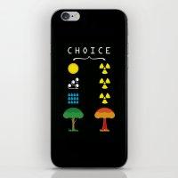 Choice iPhone & iPod Skin
