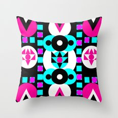 Pac-Man Fever!!  Throw Pillow