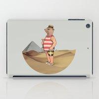 Sandcastles iPad Case