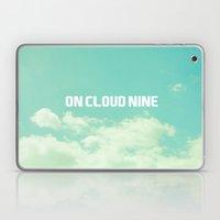 On Cloud Nine  Laptop & iPad Skin