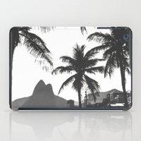 Posto 10 B&W iPad Case