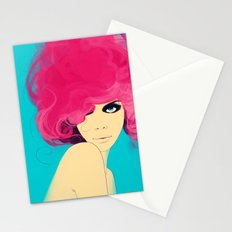Fluro Stationery Cards
