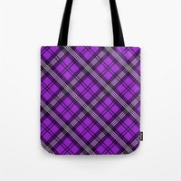 Scottish Plaid (Tartan) … Tote Bag