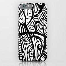 Abstractish 1  iPhone 6 Slim Case