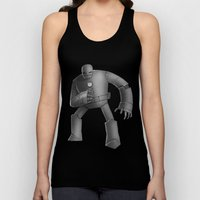 Iron Man Unisex Tank Top