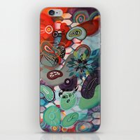 Dress: Inspired By Sylva… iPhone & iPod Skin