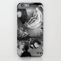 iPhone & iPod Case featuring The Garden of Earthly Delights  by KASSABLANKA
