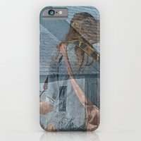 Peace and Love in the fishermans village iPhone 6 Slim Case