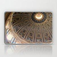 Don't Look Down. Laptop & iPad Skin