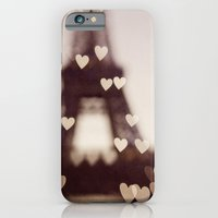 iPhone & iPod Case featuring City of Love - Paris by Eye Poetry
