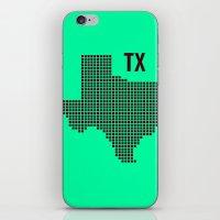TEXAS iPhone & iPod Skin