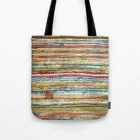 Three Junks Tote Bag