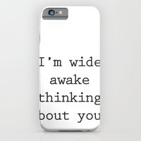 Wide Awake Print iPhone 6 Slim Case