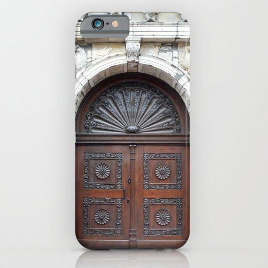 Dutch door iPhone & iPod Case