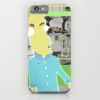 iPhone & iPod Case featuring Doctor Awkward by sens