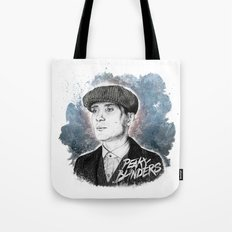 Tommy Shelby Tote Bag