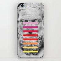 Sculpture With A Spectru… iPhone & iPod Skin