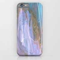 ANGELS PLAYING IN HEAVENS WATERFALL iPhone 6 Slim Case