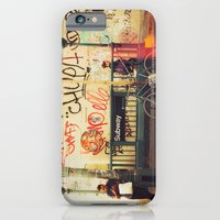 The Formerly Mean Streets of Williamsburg iPhone 6 Slim Case