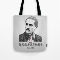 The Godfather - Part Two Tote Bag