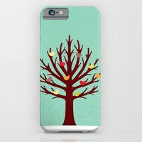 iPhone & iPod Case featuring Christmas tree by Future
