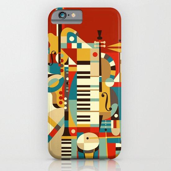 Jazz Fusion iPhone & iPod Case