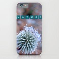 nature tint Slim Case iPhone 6s