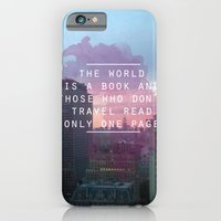 iPhone & iPod Case featuring Travel by InfinityDesignCo.