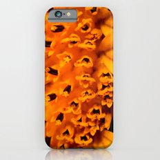 In your face yellow iPhone 6s Slim Case
