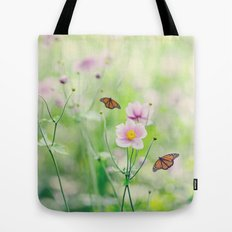 In the garden of bliss Tote Bag