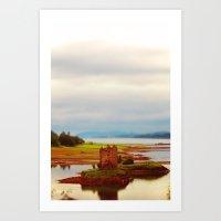 Castle Stalker (Scotland… Art Print
