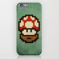 Bearded Mushroom iPhone 6 Slim Case