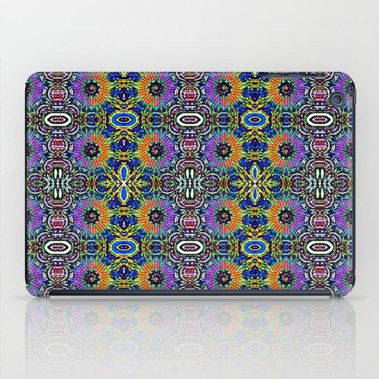 Mandarin Garden iPad Case
