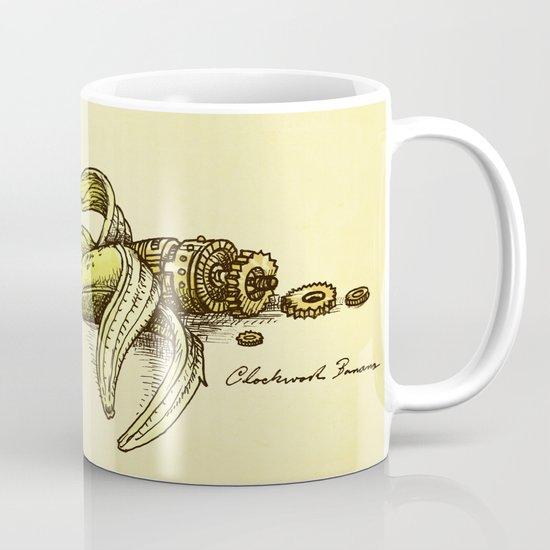 Clockwork Banana Mug