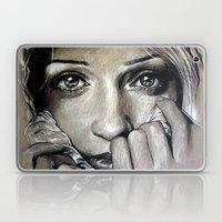 The Goodbye Girl (VIDEO IN DESCRIPTION!) Laptop & iPad Skin