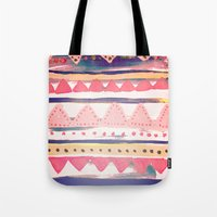 The Bohemian Tote Bag