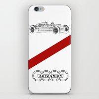 RennSport Speed Series: … iPhone & iPod Skin