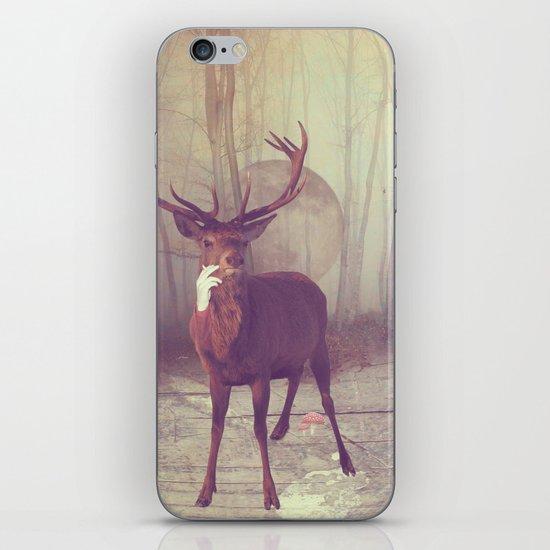 Fairy tale : deer iPhone & iPod Skin