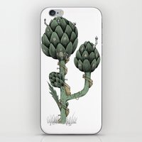 Artichoke Fairies  iPhone & iPod Skin