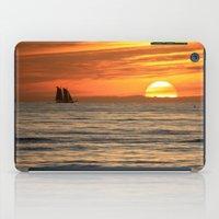 Sunset Sail iPad Case