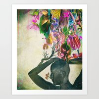 Vessel Art Print