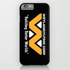 Weyland-Yutani Corporation iPhone 6 Slim Case