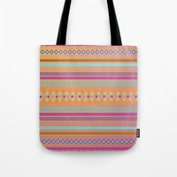 Caliente Tribal Party Tote Bag