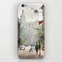 Street iPhone & iPod Skin