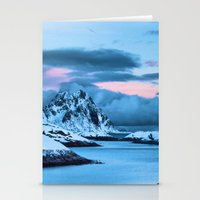 Clouds Roll In Stationery Cards