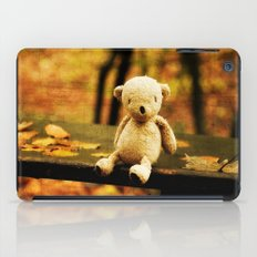 Taking the weight off my Paws iPad Case